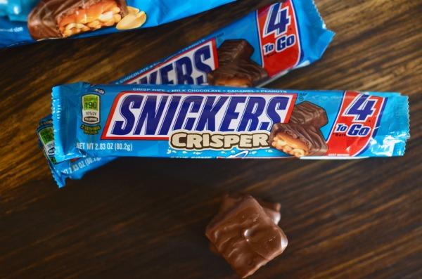 When hunger strikes, enjoy a @SNICKERS Crisper!