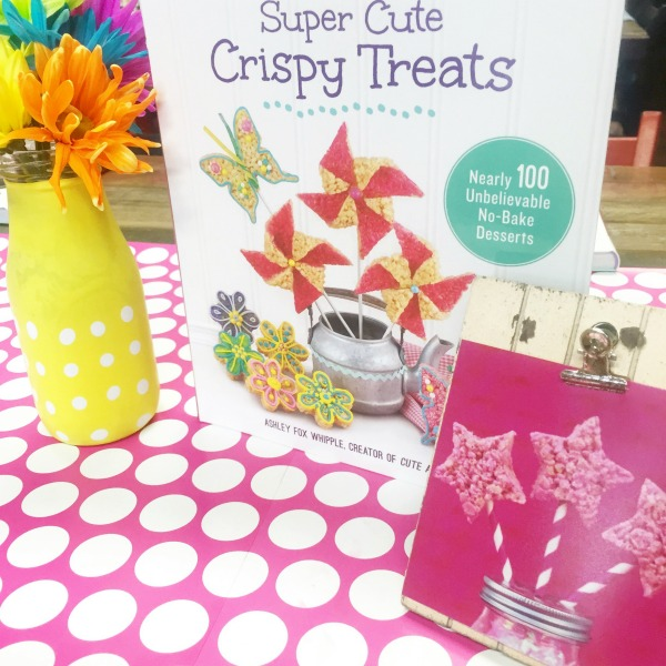 Super Cute Crispy Treats | Over 100 Creative Ideas and Recipes