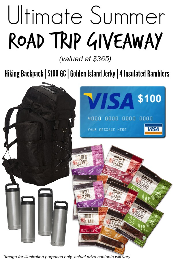 Ultimate Summer Road Trip Giveaway