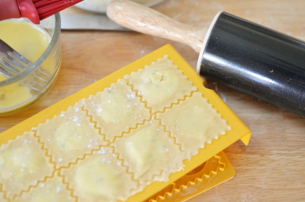 Pasta Pal for Homemade Cheese Ravioli in an hour