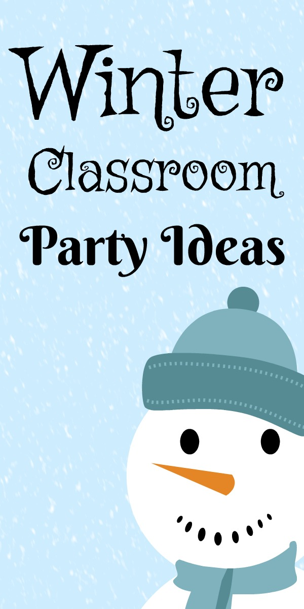 Easy Snowman Tea-lights + Simple Winter Classroom Party Ideas