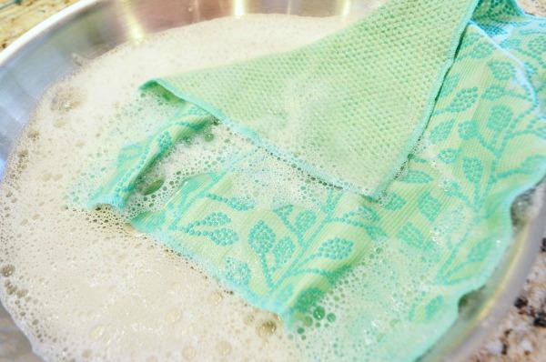 Scotch-Brite® Scrubbing Dish Cloth