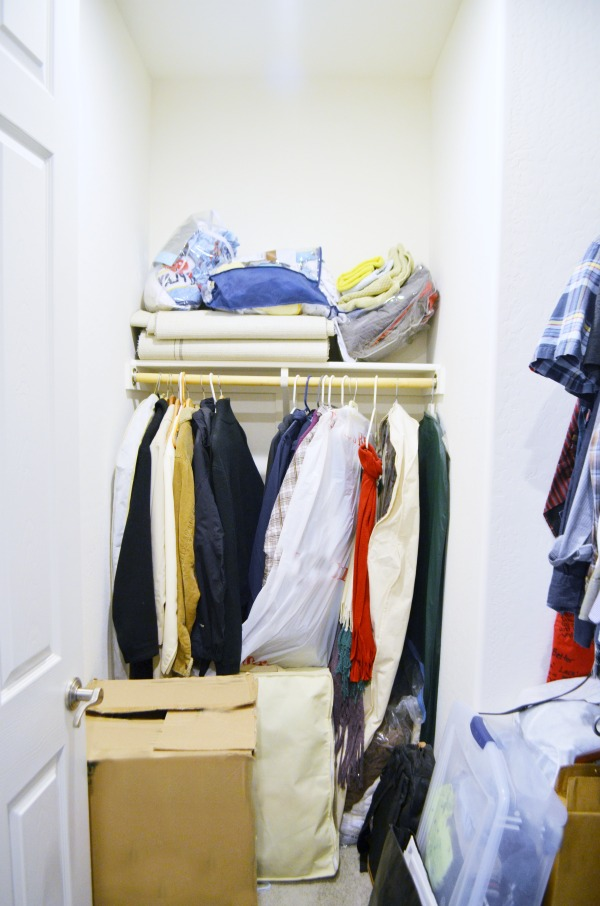 Ziploc® Space Bags® Closet Organization