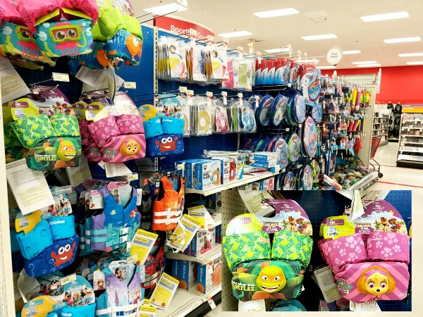 Puddle Jumper at Target