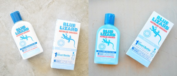 Blue Lizard Sunscreen