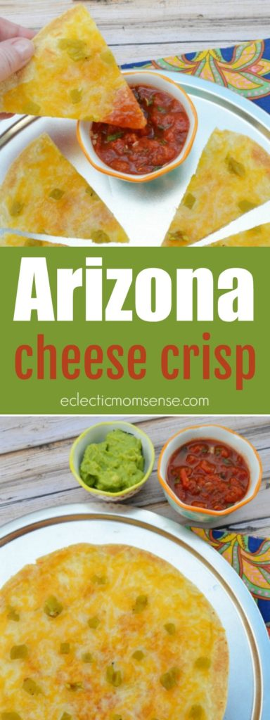 arizona cheese crisp