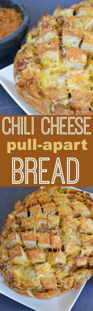 chili cheese bread