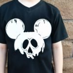 Disney poison apple Mickey shirt