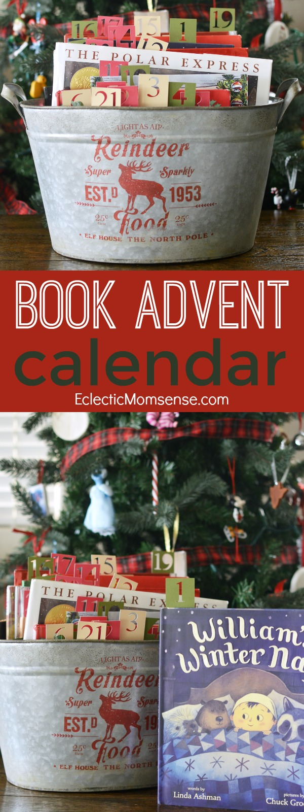 Book Advent Calendar