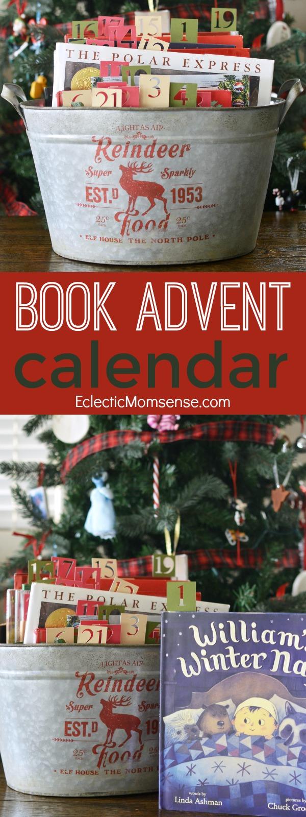 Book Advent Calendar