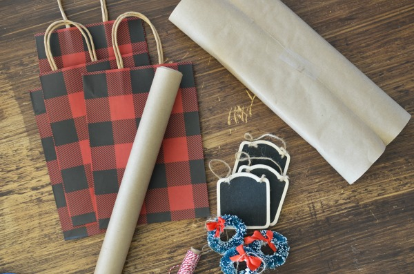 brown paper packages wrapping supplies