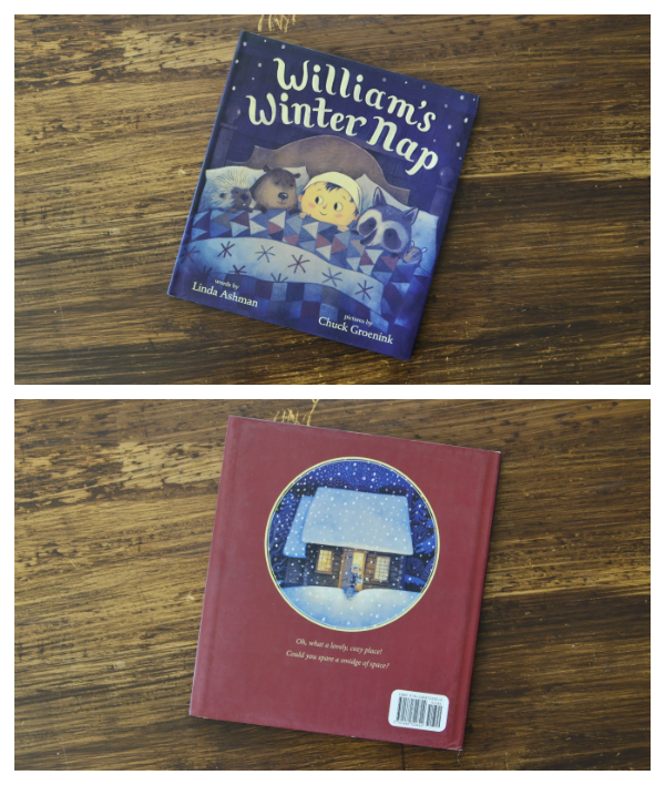 Disney Publishing William's Winter Nap