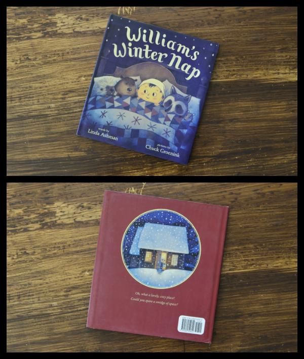 Disney Publishing William's Winter Nap