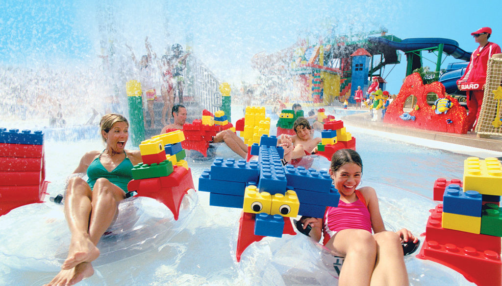 LEGOLAND lazy river
