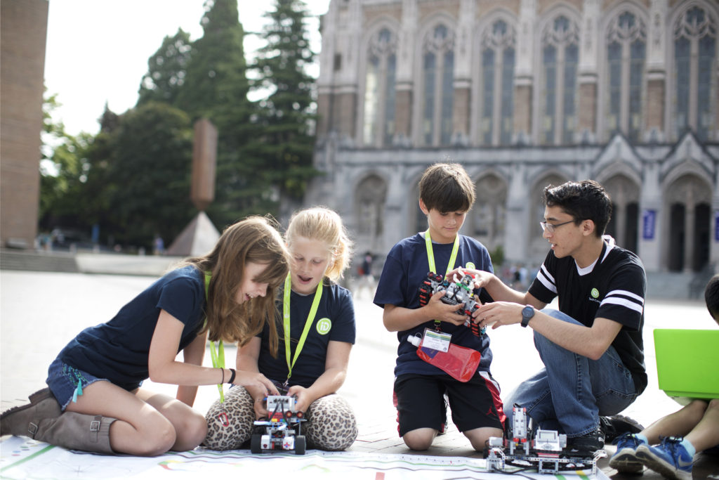iDTech Tech Summer Camps