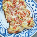 Confetti Grilled Pizza and Summer Food Roundup