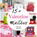 15+ Valentine Mailbox Ideas