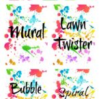 Colorful Art Party Printables