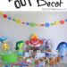 Disney PIXAR Inside Out Party Decor #InsideOutEmotions ad