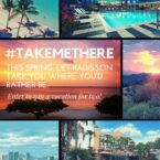 Raddison Family Vacation + #TakeMeThere Sweepstakes