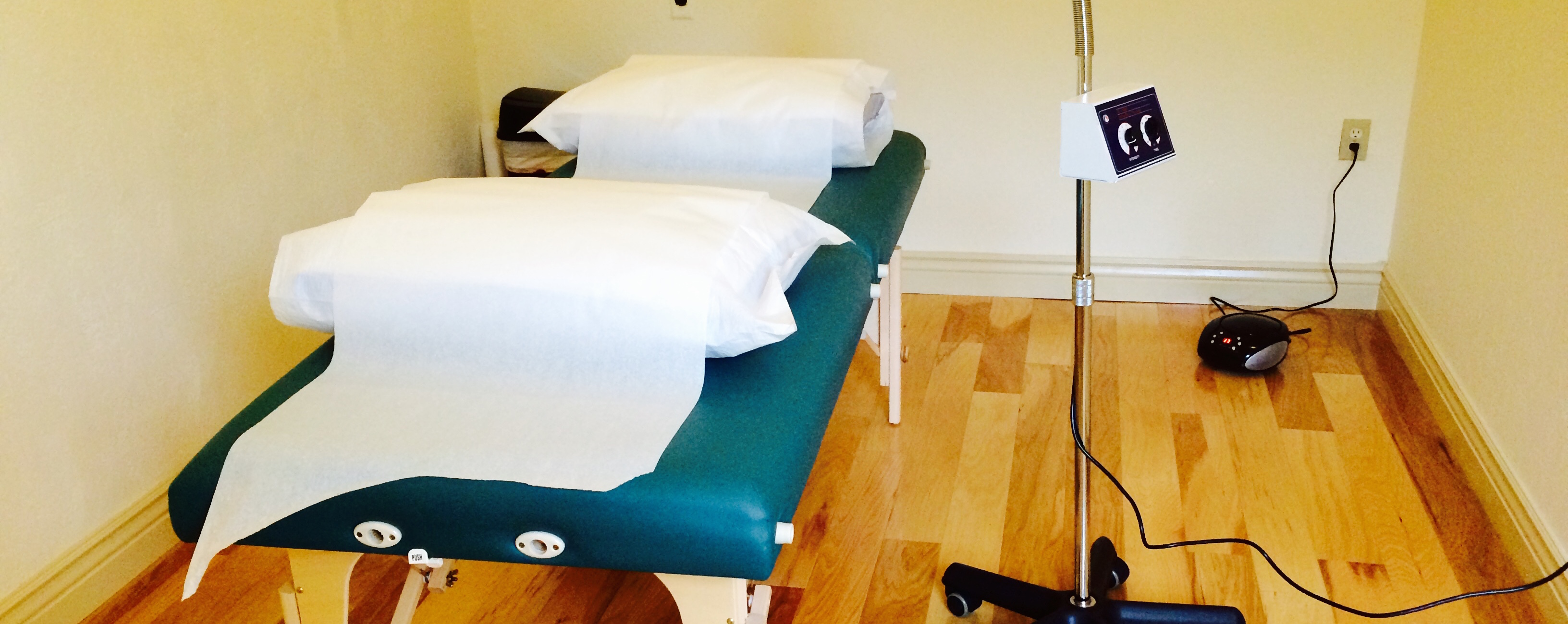 Boca Acupuncture Bed