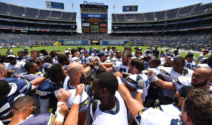 Credit: Chargers FanFest 2016