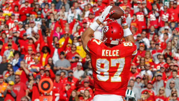 Kansas City Chiefs tight end <a rel=