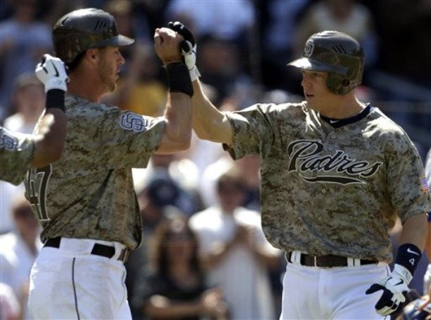 buy online 1f312 da537 Military Appreciation Sunday & The Padres Legendary