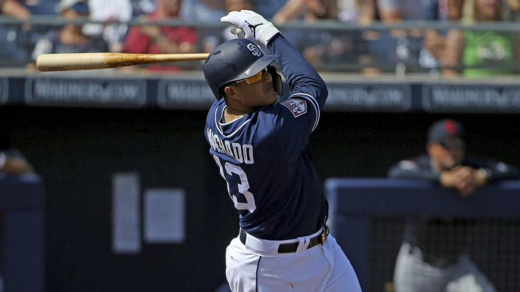 b38d435a0 The Padres Optimal Starting Lineup | East Village Times