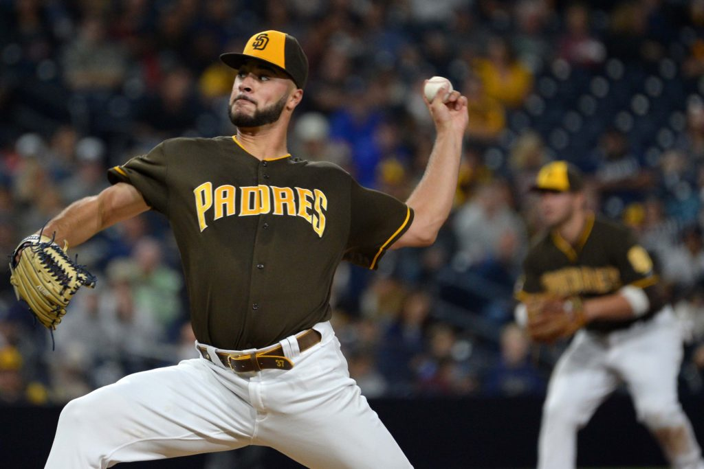 Padres Starting Pitchers Report Card East Village Times