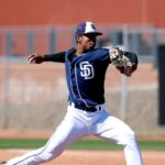 Padres' Luis Patino reflects, talks promotion