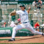 Padres' Joey Cantillo impressive with approach to pitching