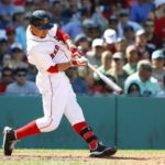 Padres and Red Sox discussing Mookie Betts