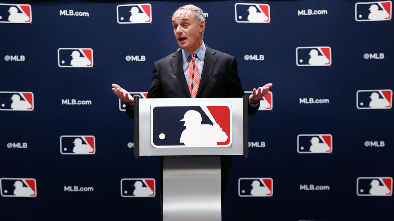MLB commissioner Rob Manfred has to go