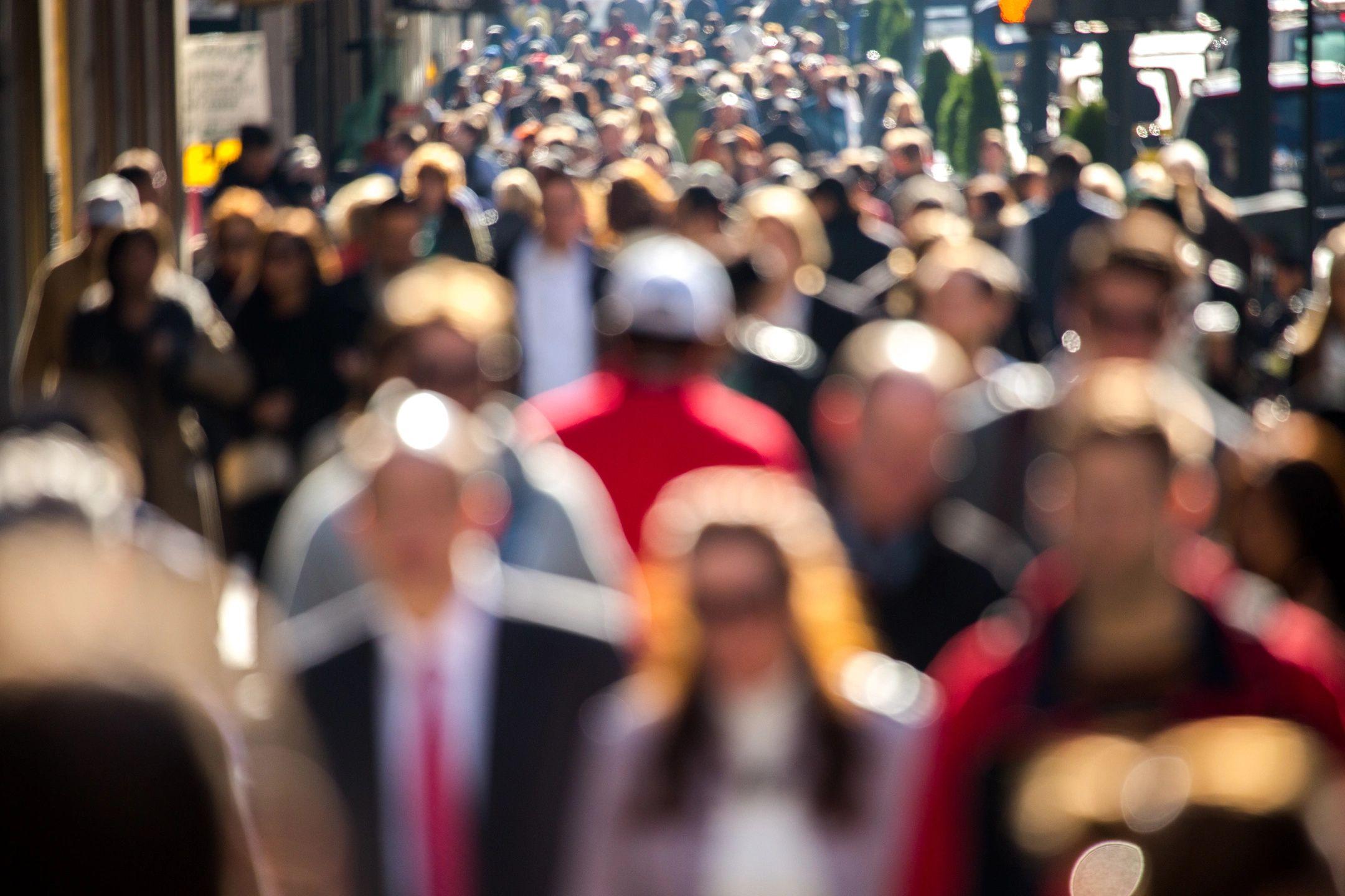 Multidão-na-cidade