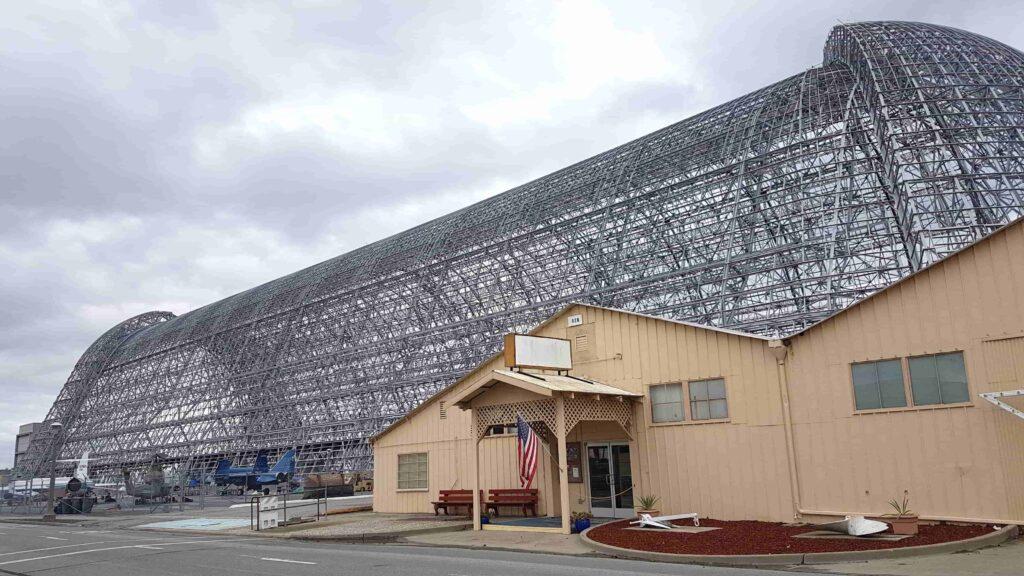 Hangar One, Vale do Silício, Estados Unidos