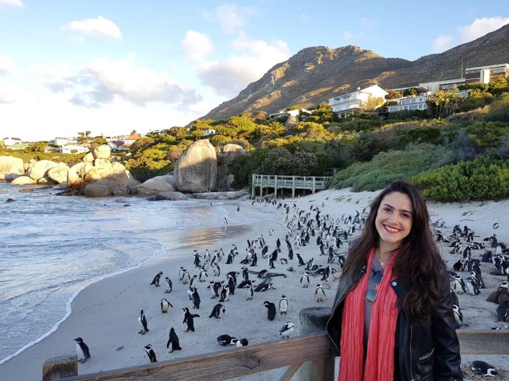 Boulder's Beach, Cidade do Cabo - África do Sul