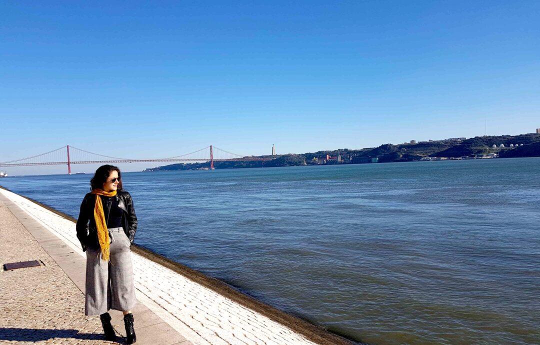 Uma Tarde Boa Em Lisboa