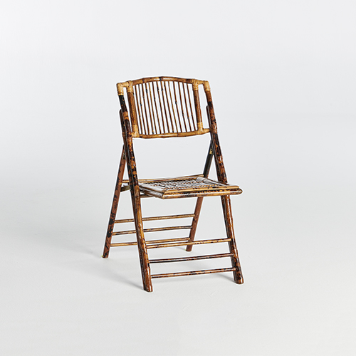 09. Bamboo Folding Chair