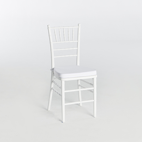 37. Chiavari Chair-White