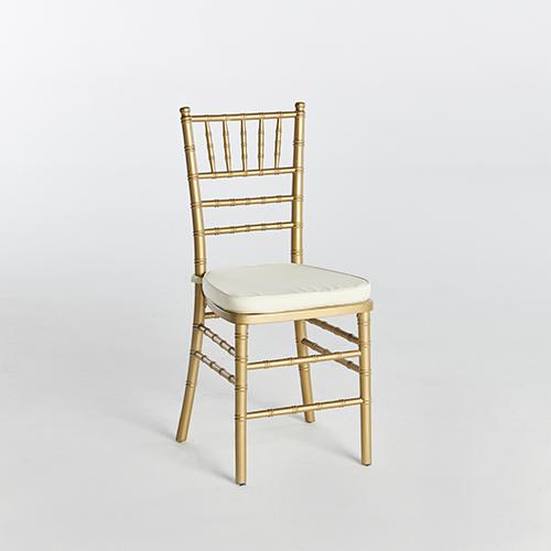 39. Chiavari Chair-Gold