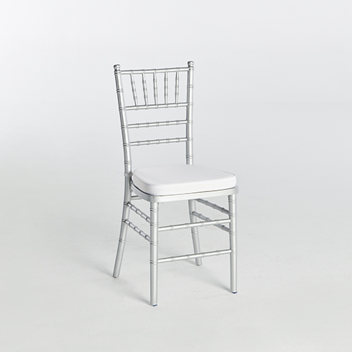 40. Chiavari Chair-Silver