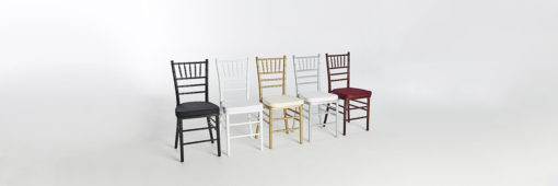 47. Chiavari Chairs-Set