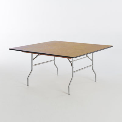 Folding Table-Square