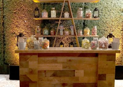 Event wholesale supply rustic bar-min