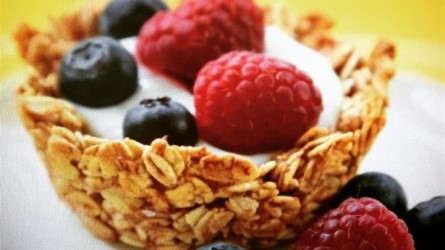 Farmhouse Inn Granola Cups