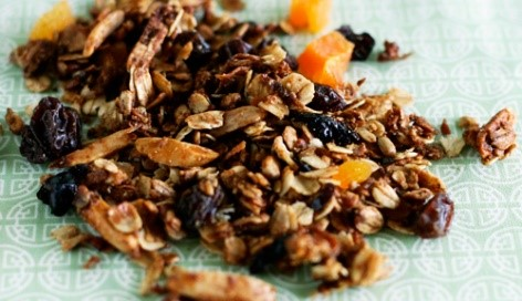 Farmhouse Inn Granola