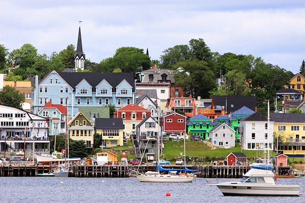 Lunenburg, Nova Scotia