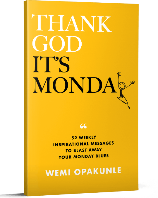 Thank God It's Monday Paperback-1