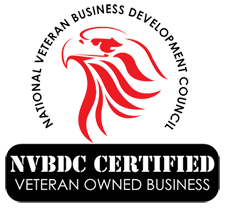NVBDC Certified Veteran Owned Business